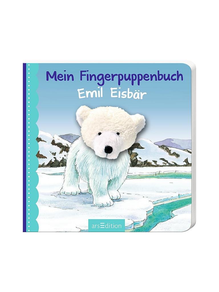 Mein Fingerpuppenbuch Emil Eisbär Fingerpuppenbücher