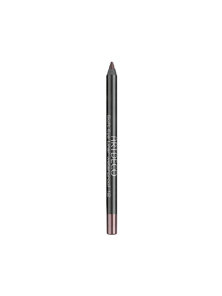 ARTDECO | Augenkonturenstift - Soft Eye Liner Waterproof (12 Warm Dark Brown) | braun