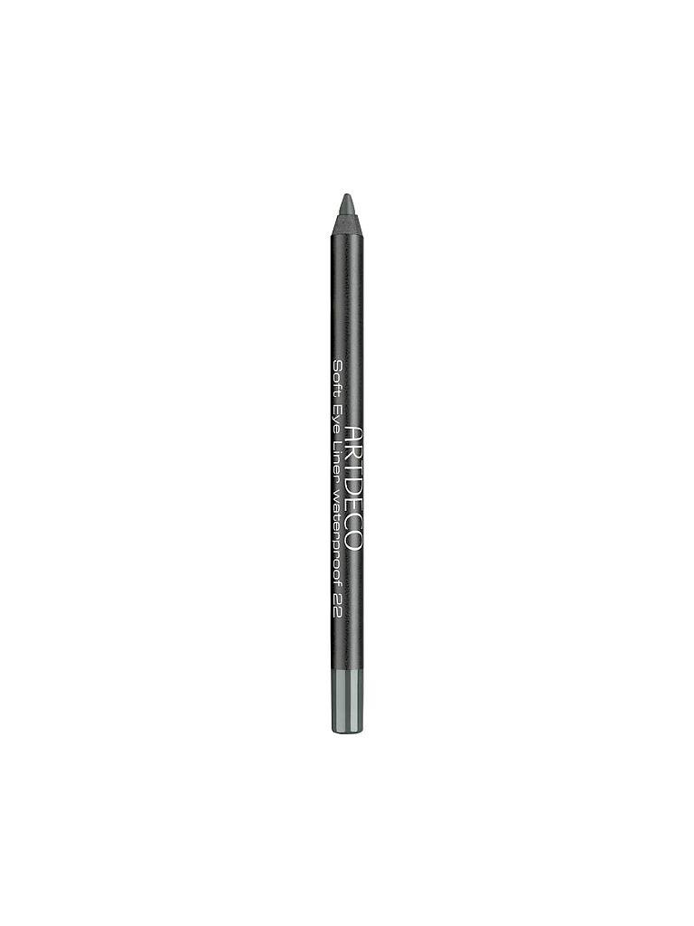ARTDECO | Augenkonturenstift - Soft Eye Liner Waterproof (22 Dark Grey Green) | grün