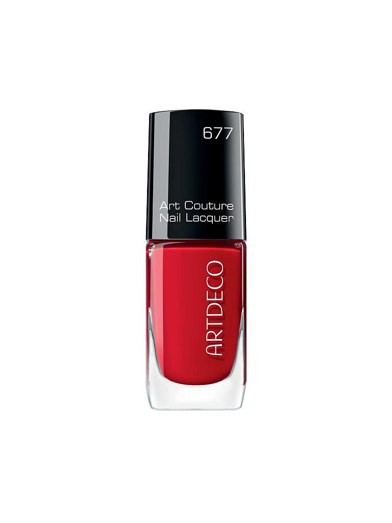 ARTDECO | Nagellack - Art Couture Nail Lacquer 10ml (677 Love) | rot