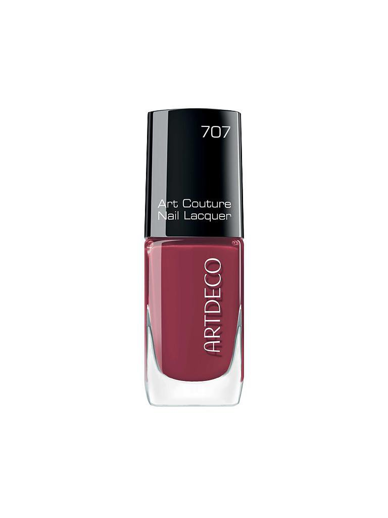 ARTDECO | Nagellack - Art Couture Nail Lacquer 10ml (707 Crown Pink) | rot