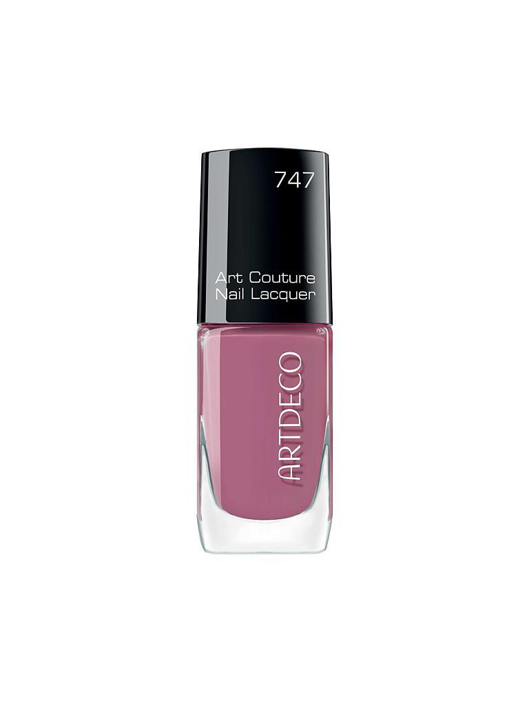 ARTDECO | Nagellack - Art Couture Nail Lacquer 10ml (747 English Rose) | lila