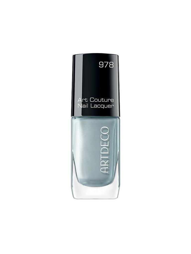 ARTDECO | Nagellack - Art Couture Nail Lacquer 10ml (978 Silver Willow) | silber