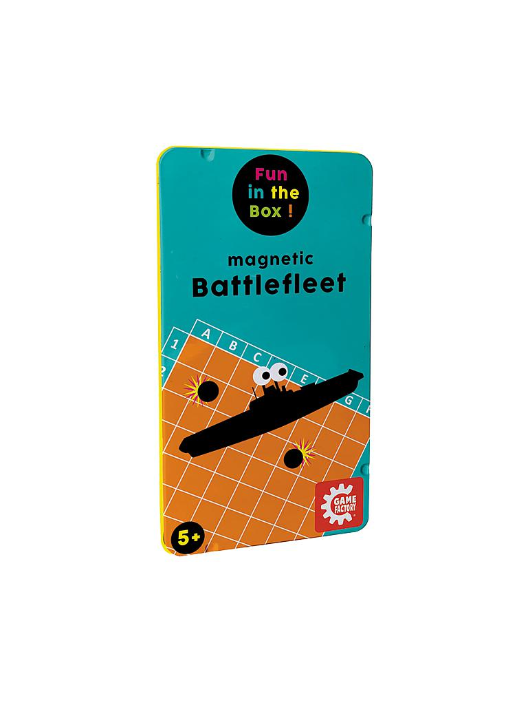 ARVATO CARLETTO | Magnetic Travel Game - Battlefleet | transparent