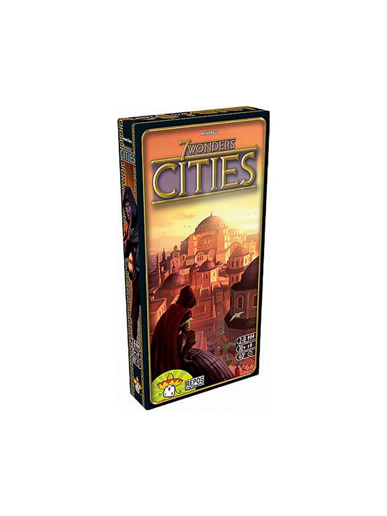 ASMODEE | 7 Wonders - Cities (Erweiterung) | transparent