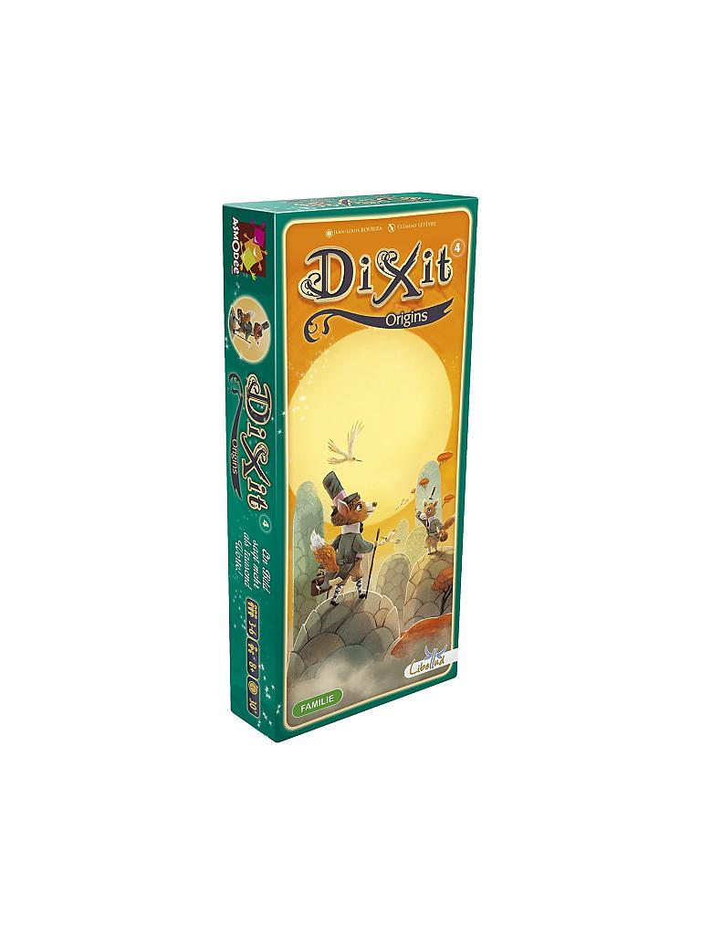ASMODEE | Dixit 4 - Big Box (Origins) | transparent