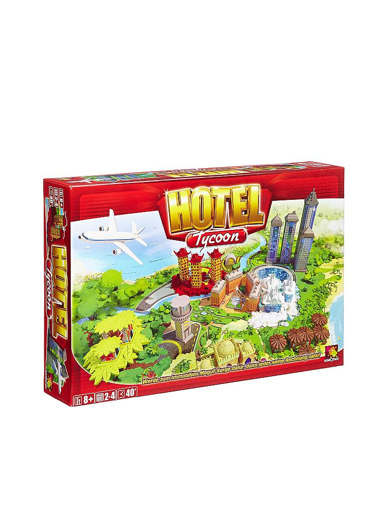 ASMODEE | Hotel Tycoon | transparent