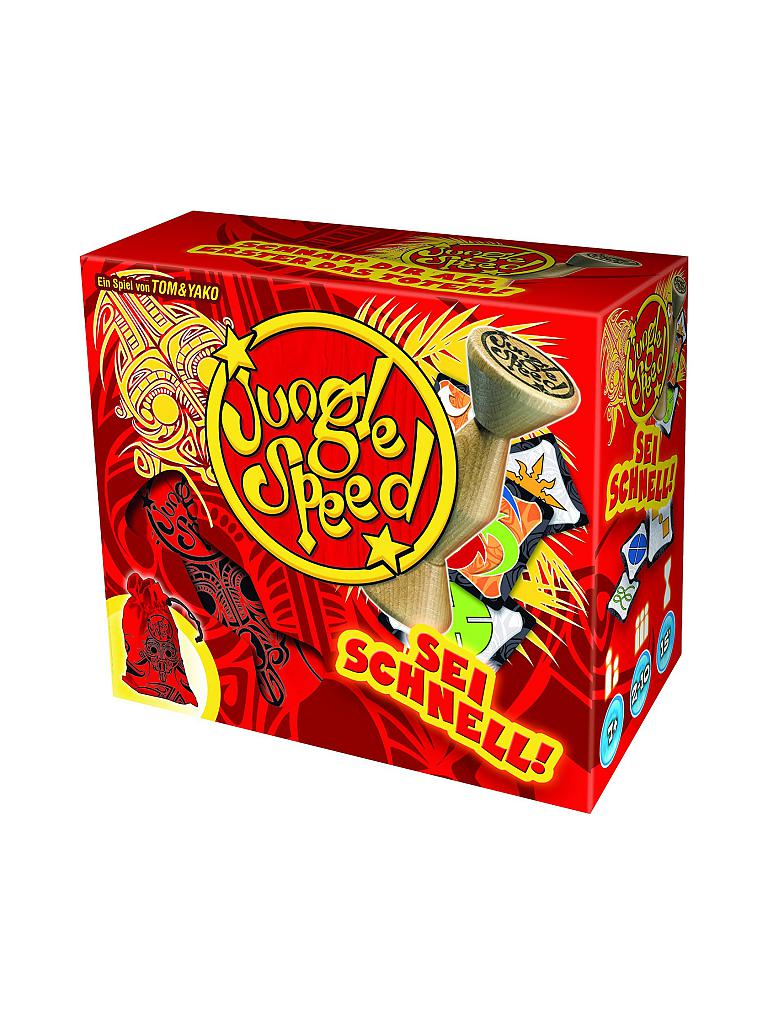 ASMODEE | Jungle Speed | transparent
