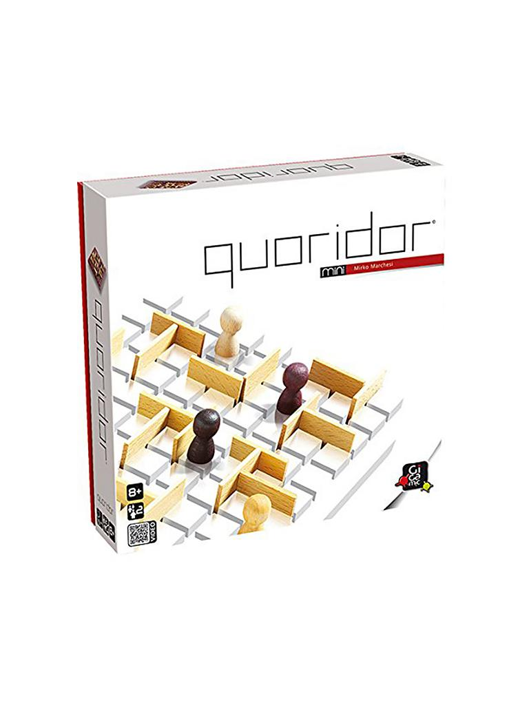 ASMODEE | Quoridor Mini  | transparent