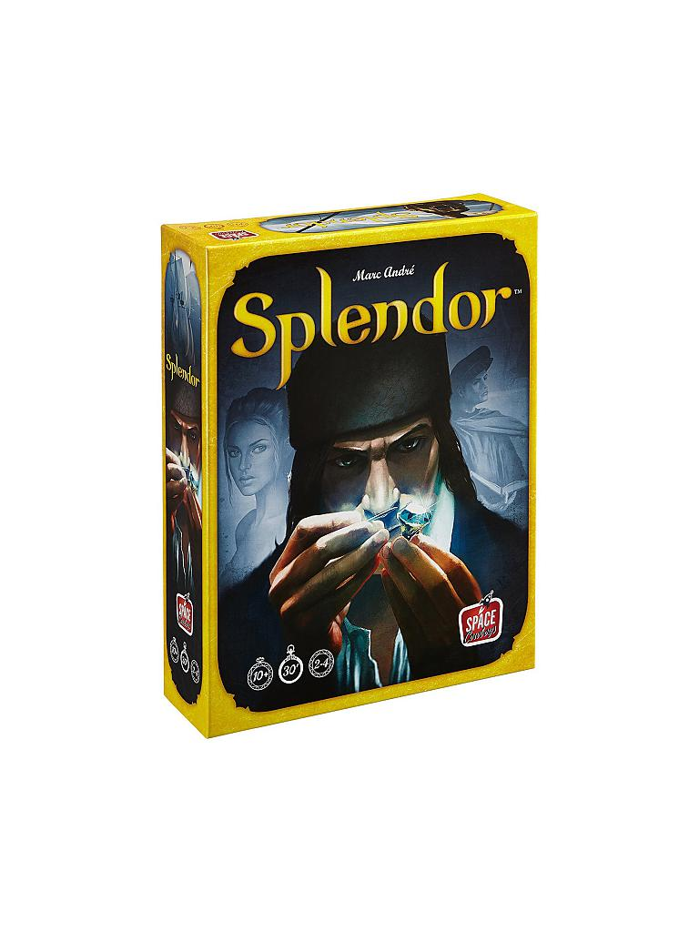 ASMODEE | Splendor | transparent