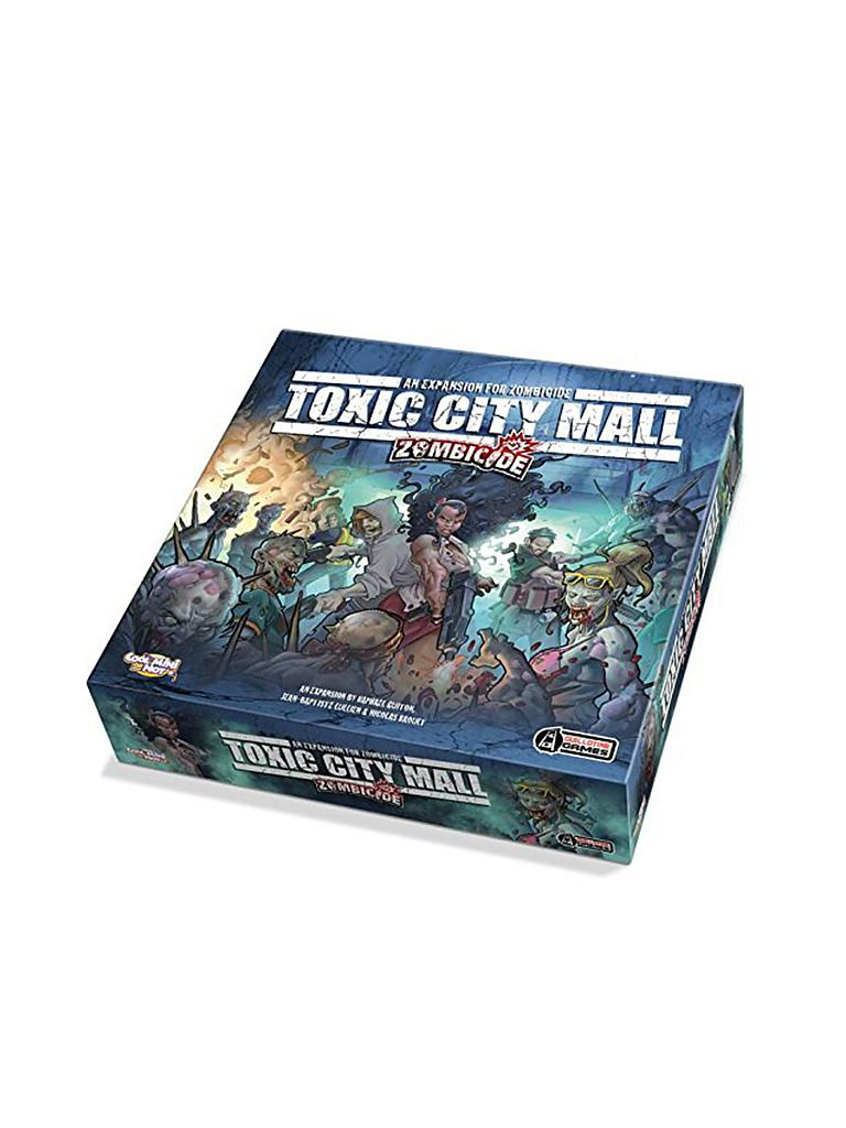 ASMODEE | Zombicide -  Toxic City Mall (Erweiterung) | transparent