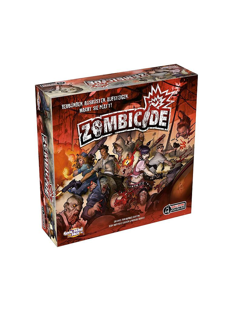 ASMODEE | Zombicide SD Season 1 | transparent