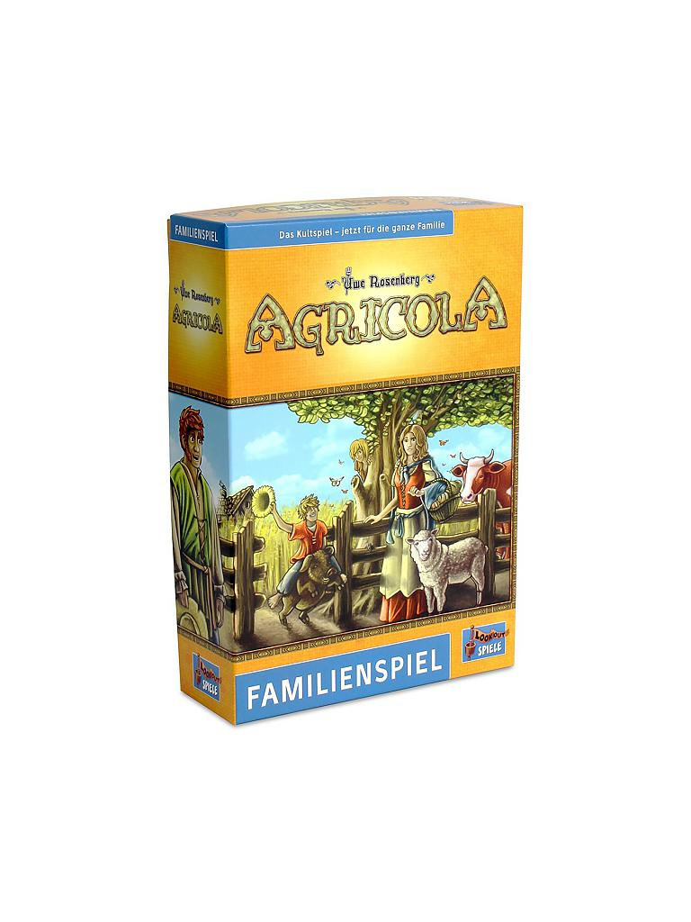ASS | Agricola - Familien Edition | transparent