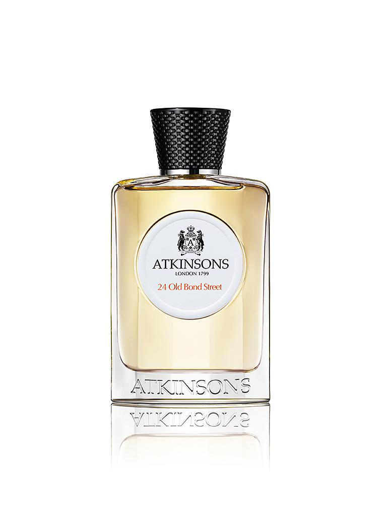 ATKINSONS | 24 Old Bon Street Eau de Cologne 50ml | transparent