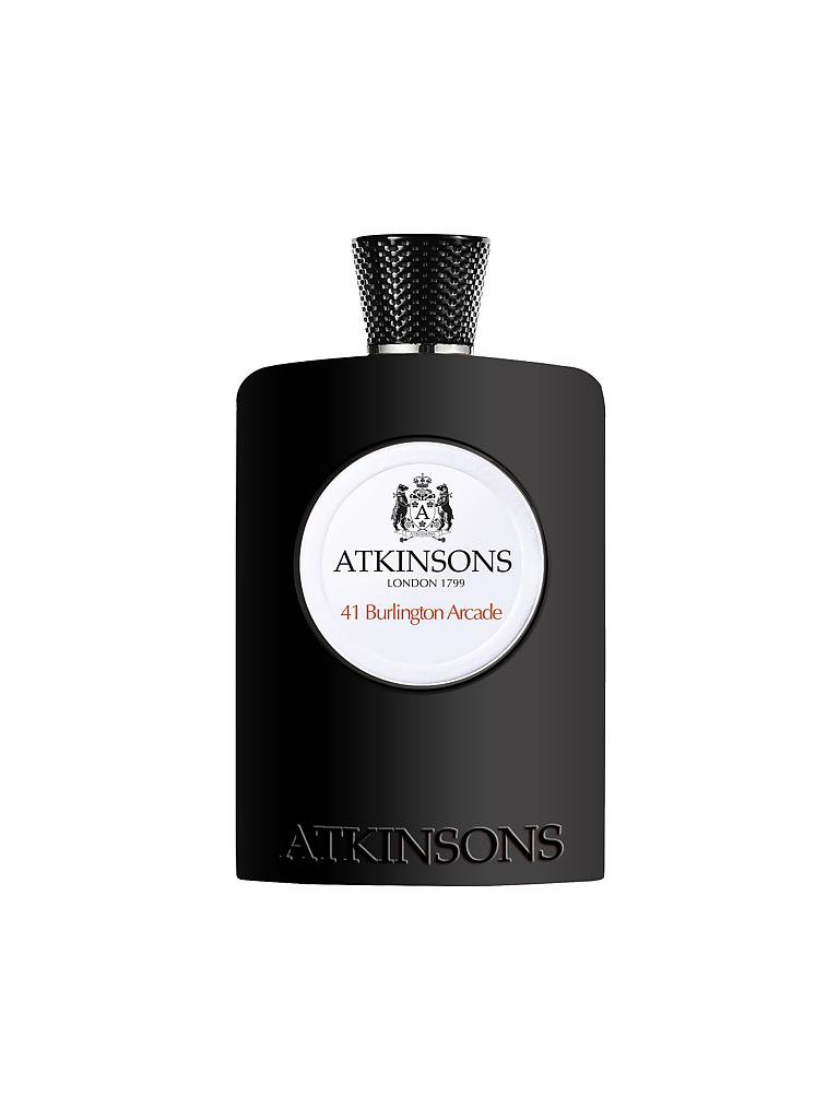 ATKINSONS | 41 Burlington Arcade Eau de Parfum 100ml | transparent