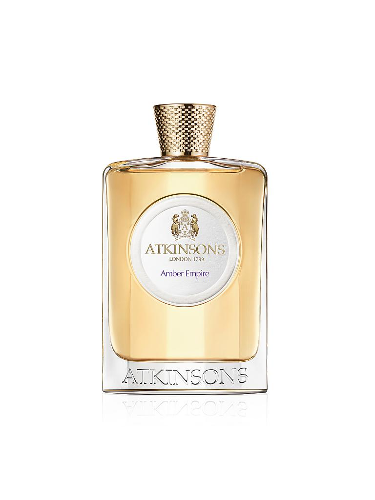 ATKINSONS | Amber Empire Eau de Toilette 100ml | transparent