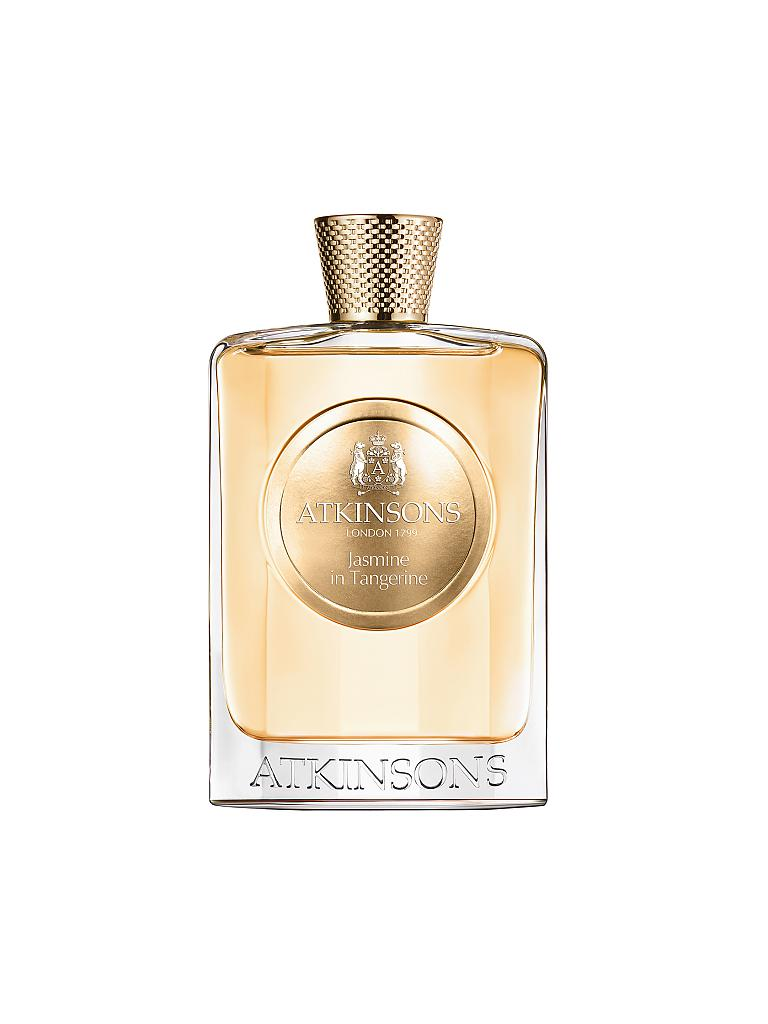 ATKINSONS | Jasmine in Tangerine Eau de Parfum 100ml | transparent