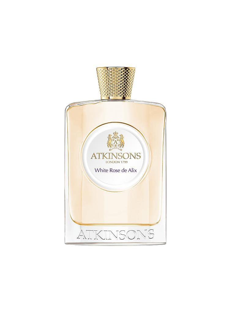 ATKINSONS | White Rose de Alix Eau de Parfum 100ml | transparent