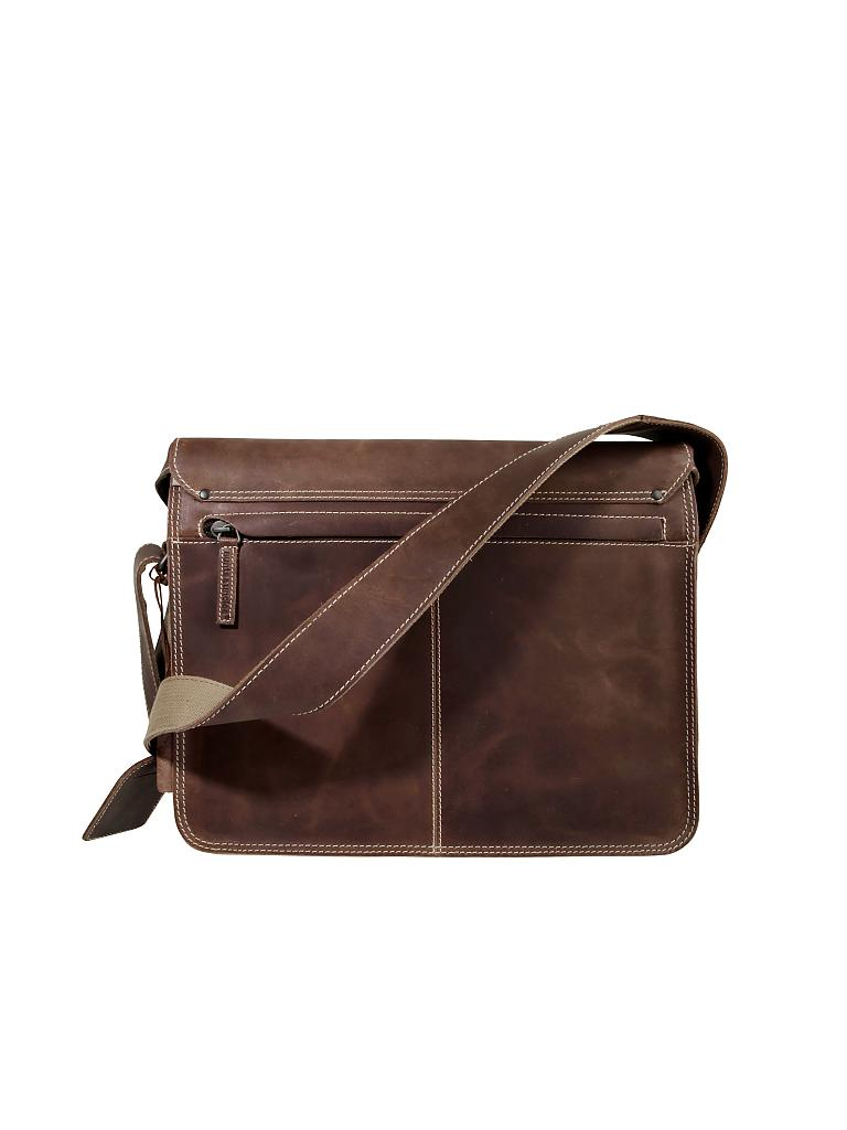 "AUNTS & UNCLES | Ledertasche ""Hunter - Luc"" 