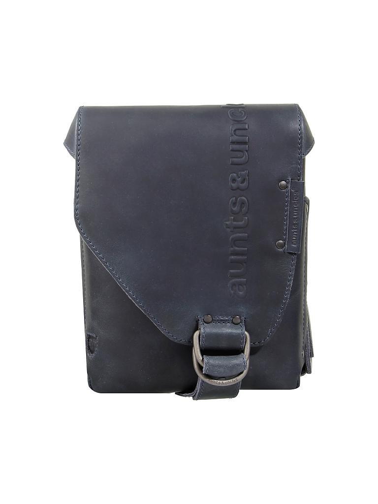 44c5f629d5c7f AUNTS   UNCLES Ledertasche - Postbag