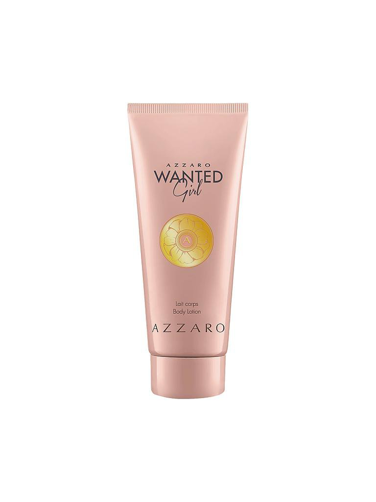 AZZARO | Wanted Girl Body Lotion 200ml | transparent