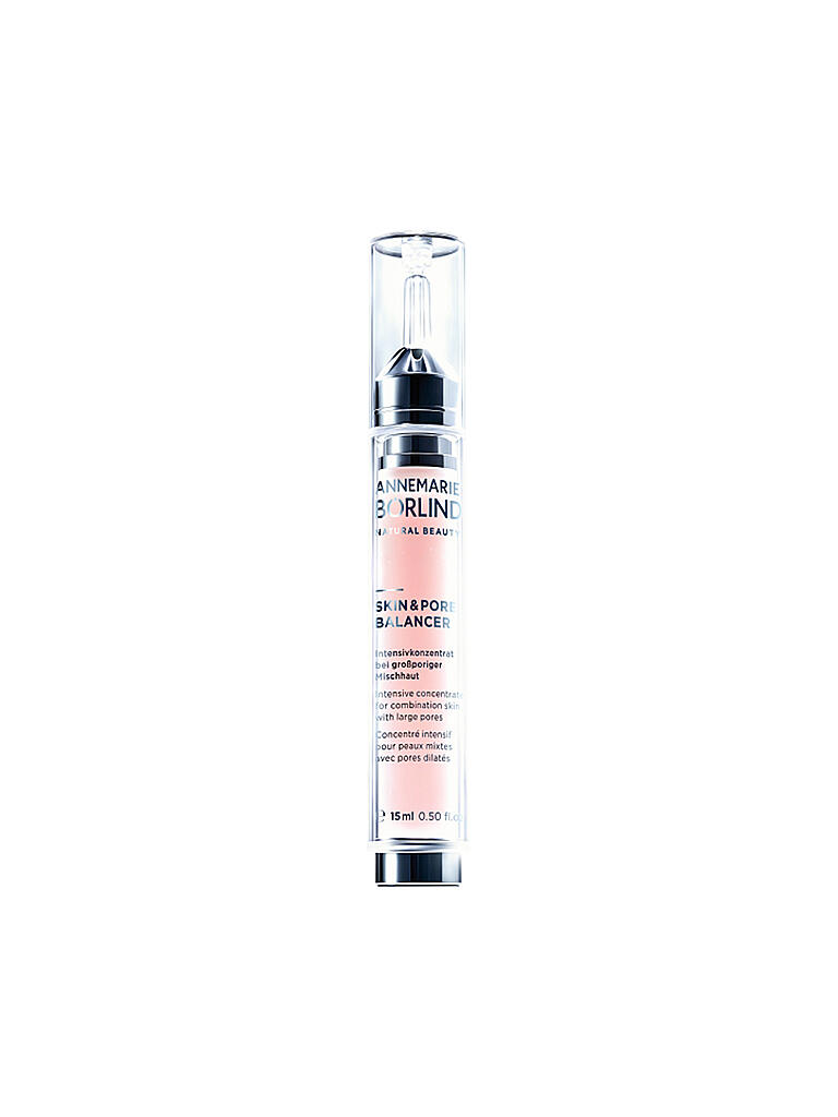 BÖRLIND | Intensivkonzentrat Skin u. Pore Balancer   15ml  | transparent