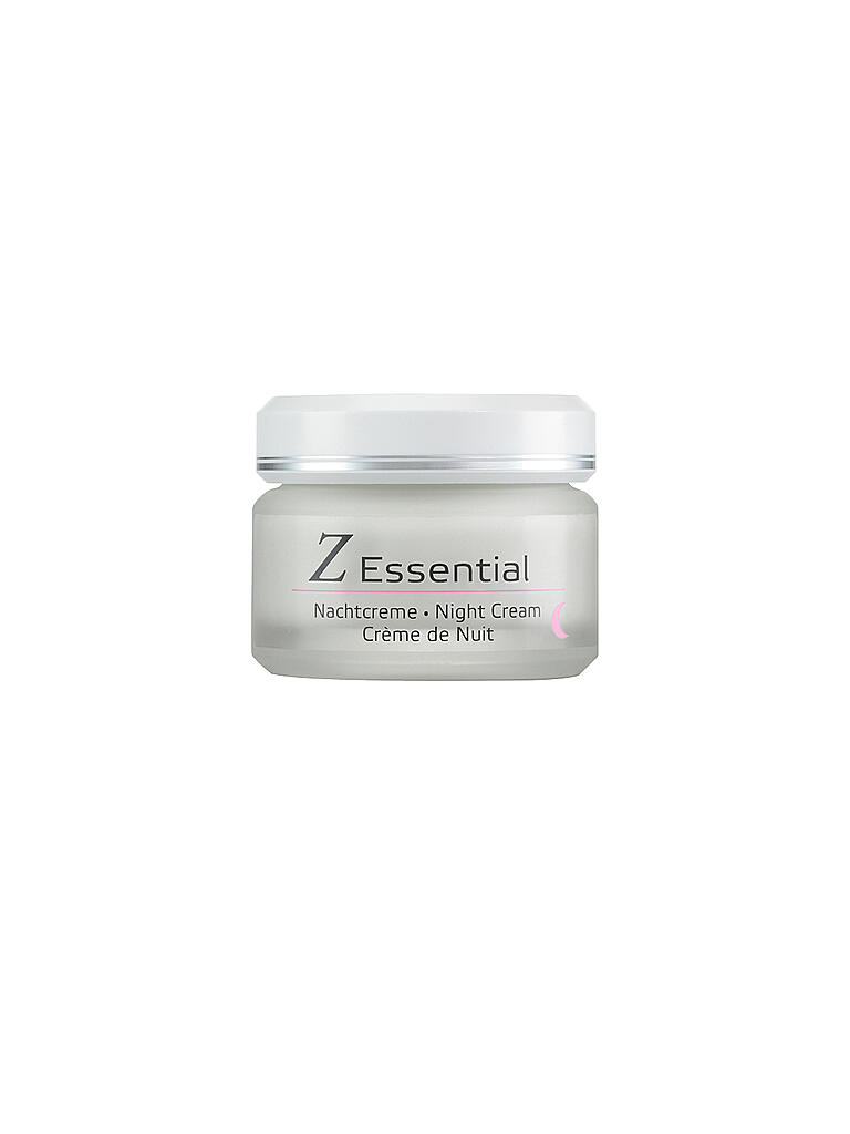 BÖRLIND | Z Essential - Nachtcreme 50ml | transparent