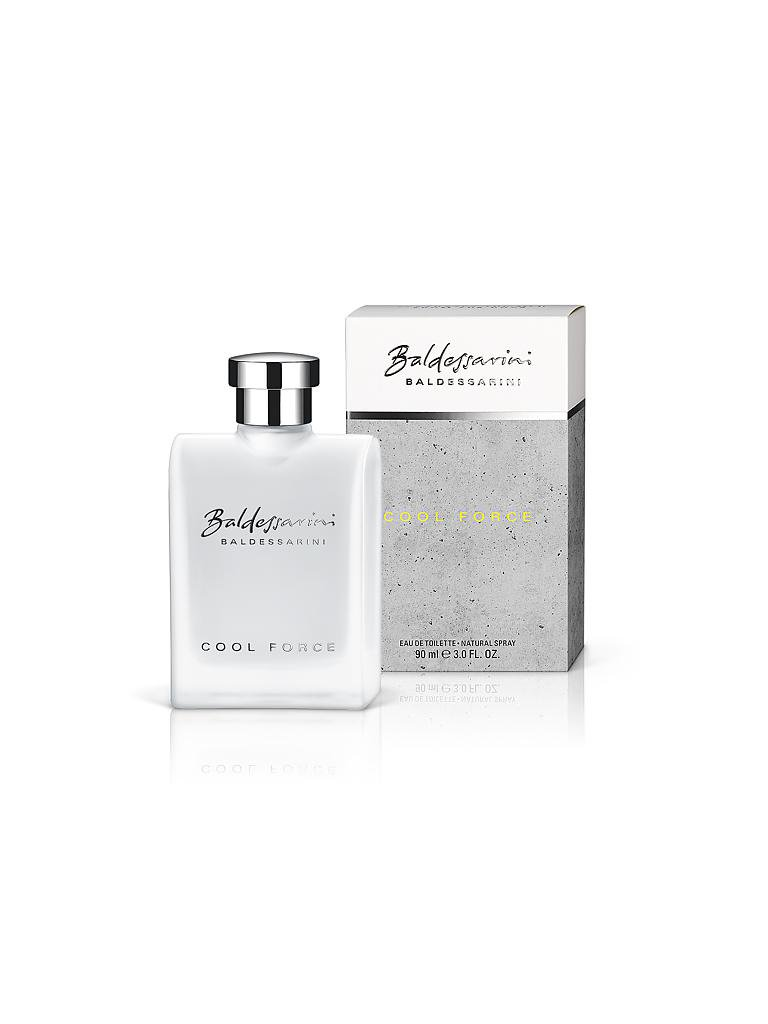 BALDESSARINI | Cool Force Eau de Toilette Natural Spray 90ml | transparent