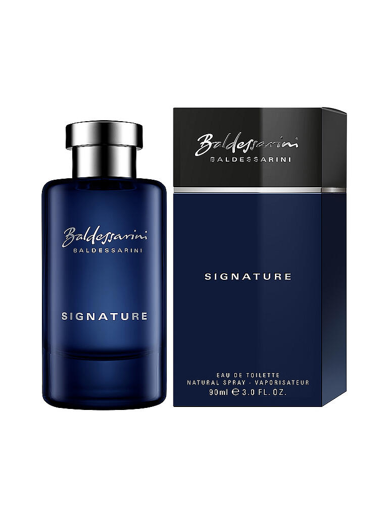 BALDESSARINI | Signature Eau de Toilette 90ml | transparent