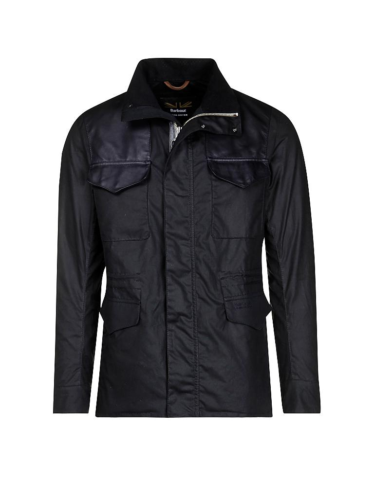 "BARBOUR | Wachs-Jacke ""Traveler"" 