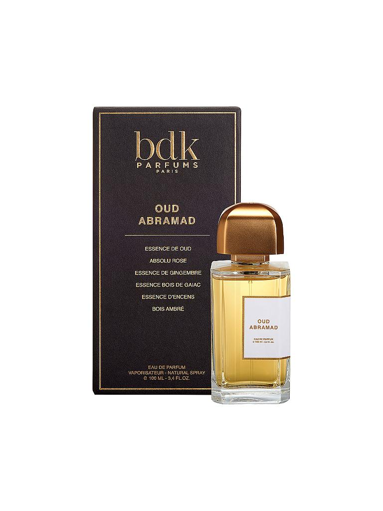 BDK | Oud Abramad Eau de Parfum Natural Spray 100ml | transparent