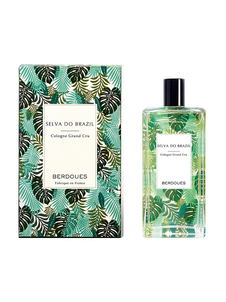 BERDOUES | Grands Crus - Selva Do Brasil Eau de Cologne 100ml | transparent