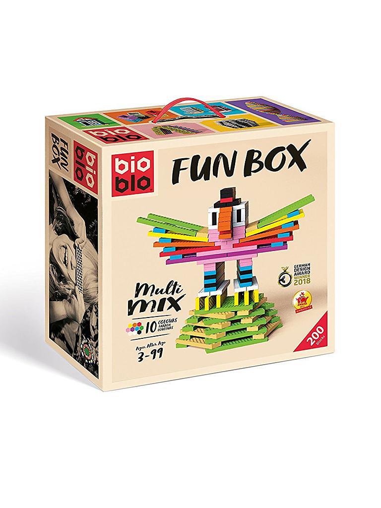 BIO BLO | Bioblo Fun Box 200 | transparent