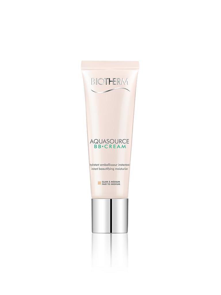 BIOTHERM | Aquasource BB Cream Fair To Medium LSF 15 30ml | transparent