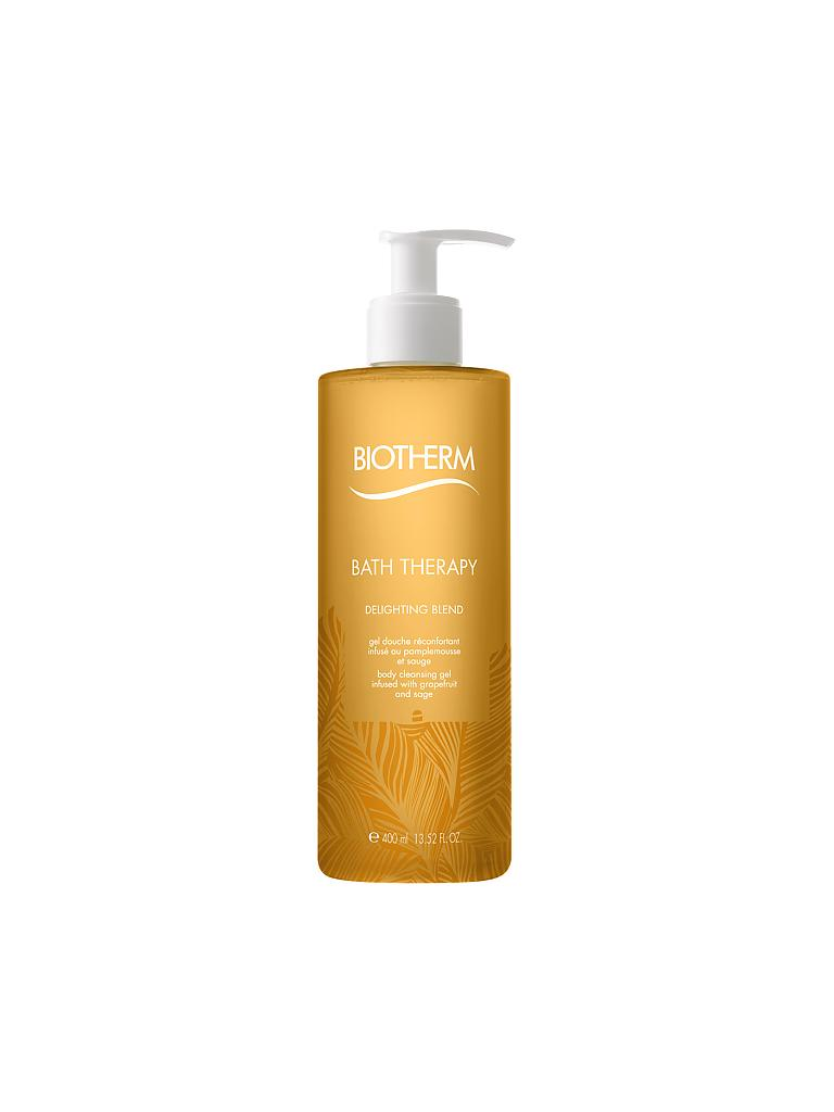 BIOTHERM | Bath Therapy Delighting Shower Gel 400ml | transparent