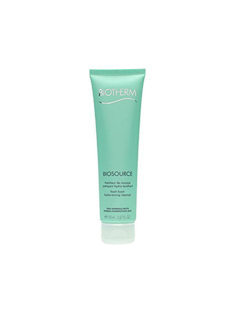 BIOTHERM | Biosource Nettoyant Mousse Tonifiante PNM 150ml | transparent
