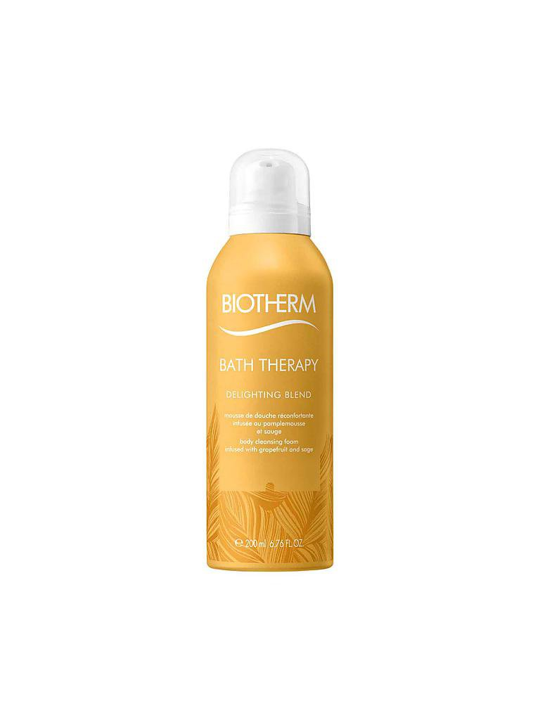 BIOTHERM | Delighting Blend - Grapefruit & Salbei - Foam 200ml | transparent
