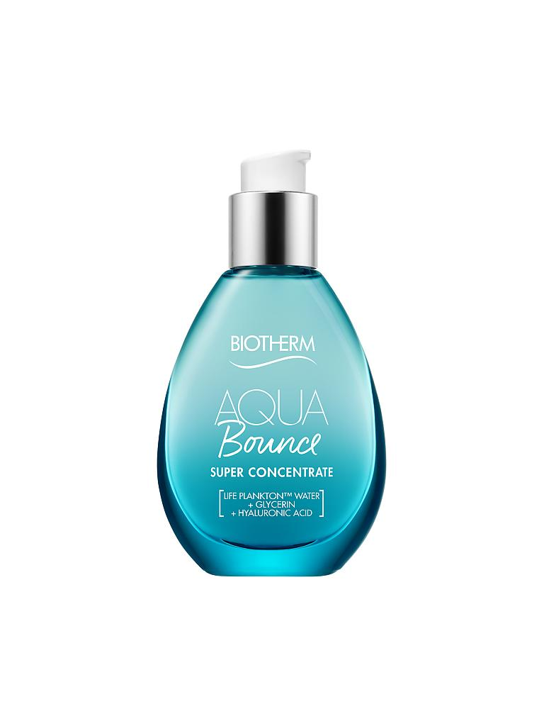 BIOTHERM | Gesichtscreme - Aqua Super Concentrate Bounce 50ml | transparent