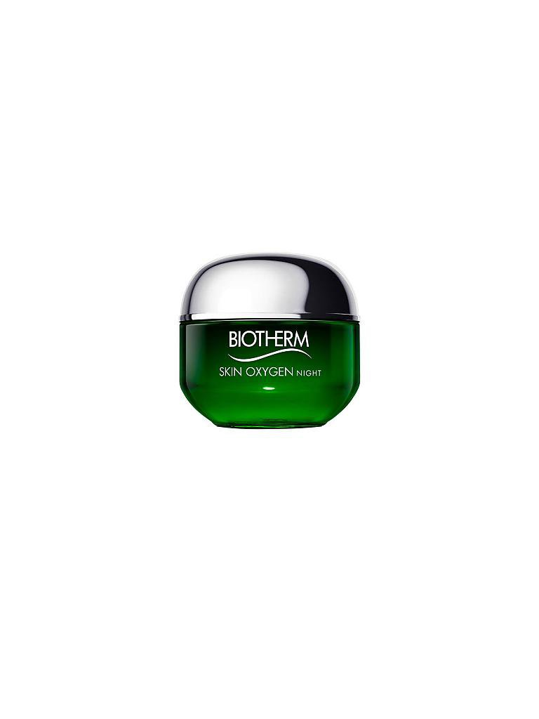 BIOTHERM | Gesichtscreme - Skin Oxygen Restoring Overnight Care 50ml | transparent