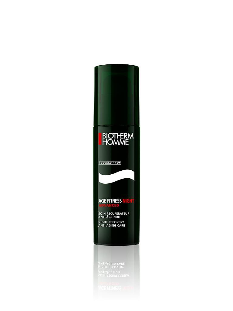 BIOTHERM | Homme - Age Fitness Advanced Night 50ml | transparent