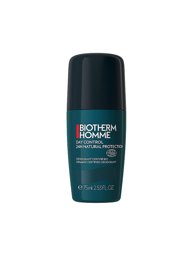 BIOTHERM | Homme - Day Control 24H Natural Roll-On 75ml | transparent