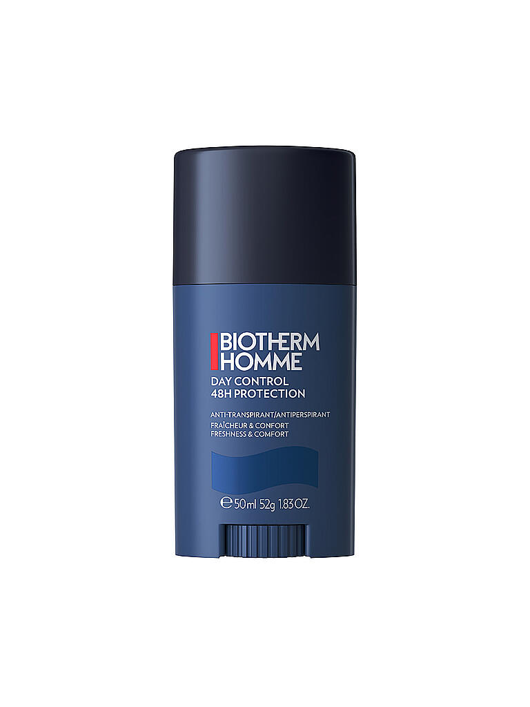 BIOTHERM | Homme - Day Control Deo 48H Stick 50ml | transparent