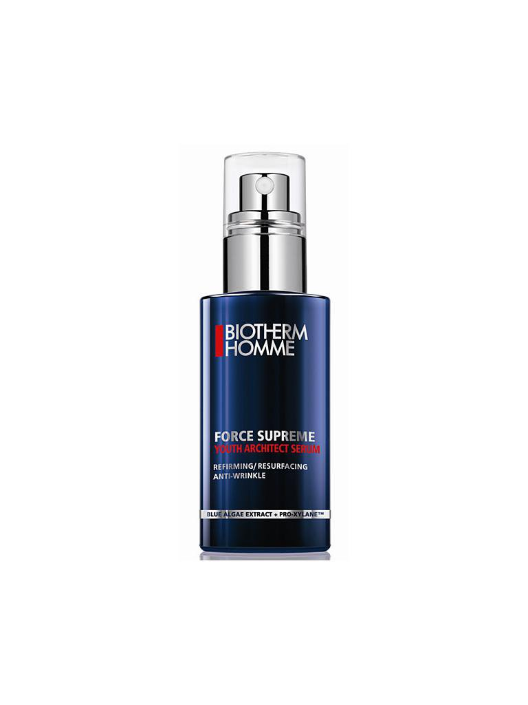 BIOTHERM | Homme - Force Supreme Youth Architect Serum 50ml | transparent