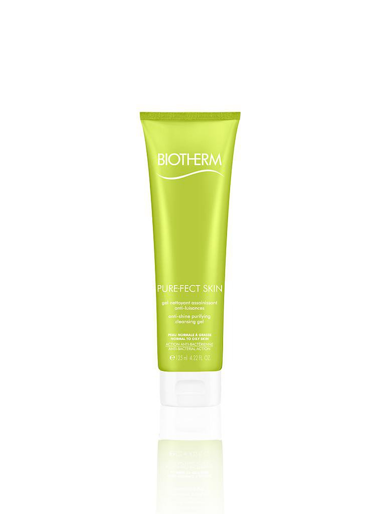 BIOTHERM | Pure.Fect Skin Gel Nettoyant 125ml | transparent