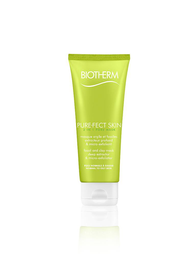 BIOTHERM | Pure.Fect Skin Maske 75ml | transparent