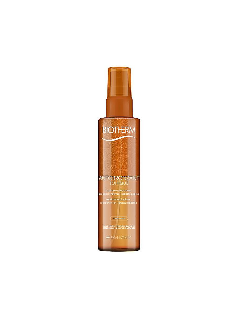 BIOTHERM | Selbstbraeuner - Autobronzante Tonique 200ml | transparent