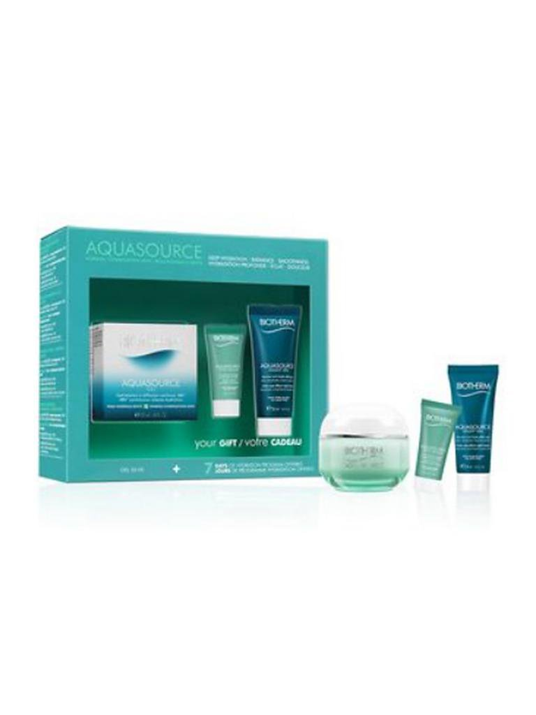 BIOTHERM | Set - Aquasource Gel PNM Set 50ml/20ml/5ml | transparent
