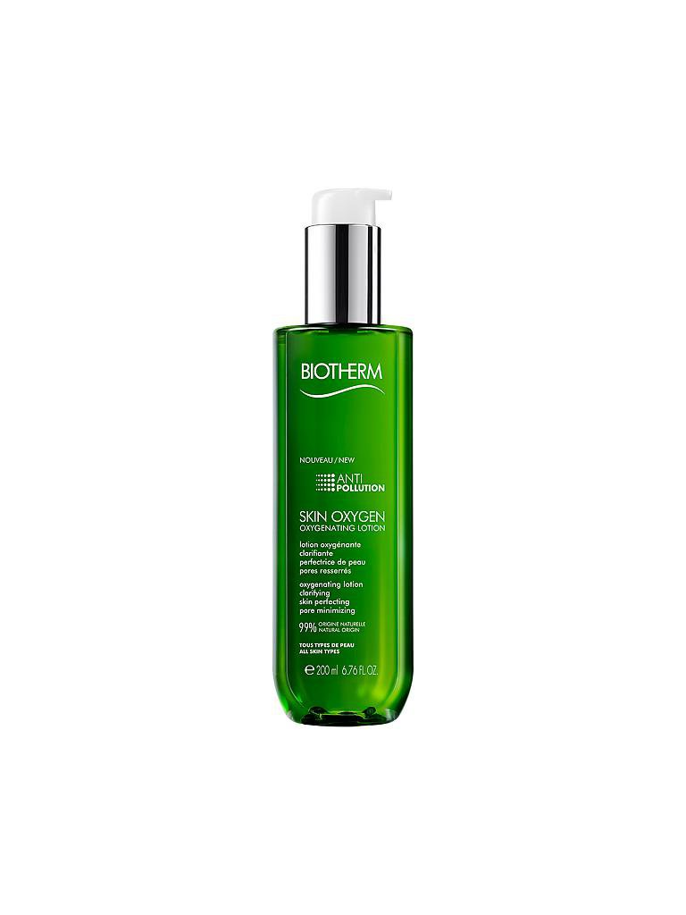 BIOTHERM | Skin Oxygen Clarifying Lotion 200ml | transparent