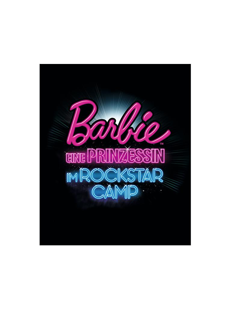BLU RAY | BARBIE - Eine Prinzessin im Rockstar Camp | transparent