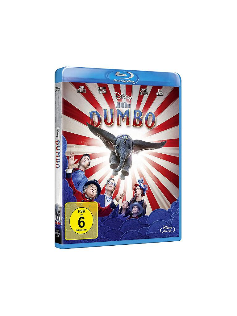 BLU RAY | Disney - Dumbo (Live-Action) | transparent
